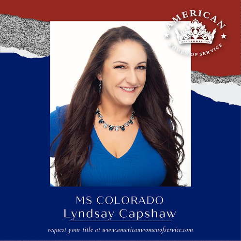Lyndsay Capshaw