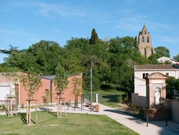 Parc du Pont-Vieux au Château d'en Haut