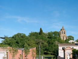 Ecole du Pont-Vieux et Parc du Château d'en Haut