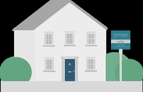 3D MJPC House to let dark blue door.png
