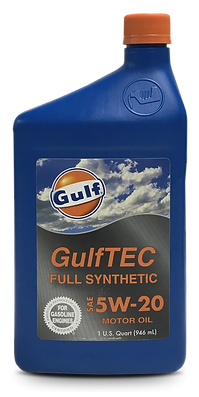 GulfTec Full Synthetic 5W-20