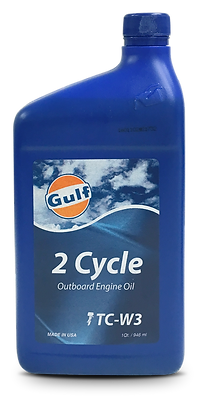 2 Cycle Outboard Engine Oil TC-W3