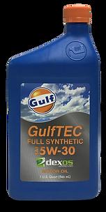 GulfTec dexos1 Full Synthetic 5W-30