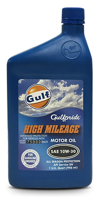Gulfpride High Mileage 10W-30