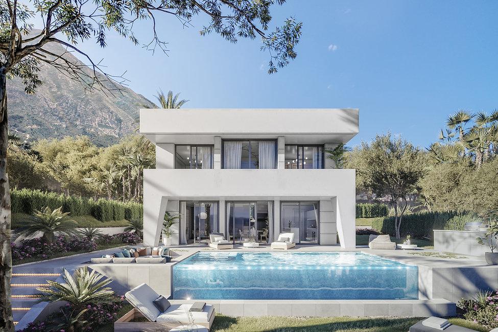 Comprare casa in Spagna - Marbella,Villa