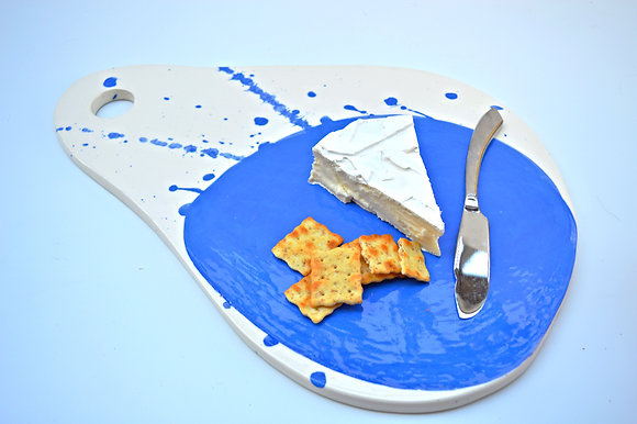 Splatter Cheese Board