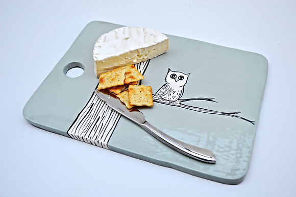Owl + Branch Cheese Board