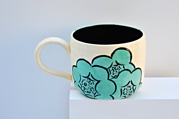 Blooming Flower  Mug