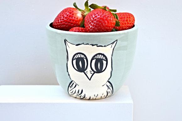 Owl Berry Bowl