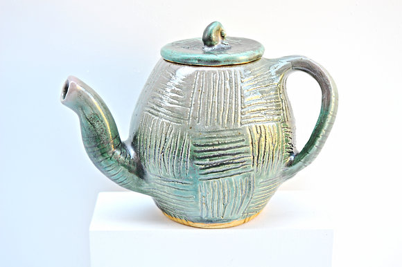 Textured Teapot