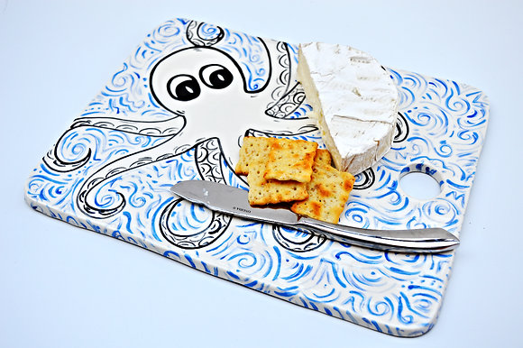 Octopus Cheese Tray