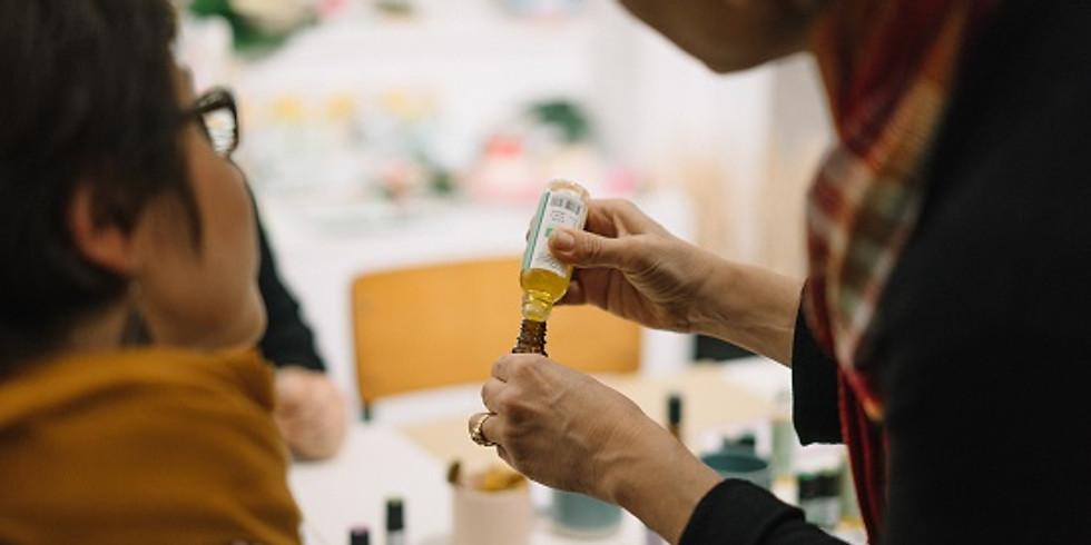 Des huiles essentielles pour l'été