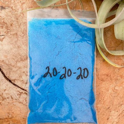 20-20-20 Water Soluble Fertilizer