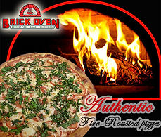 Margaretha Pizza, Brick Oven, Wood and Gas burning