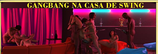 sexy3d.net - GANG BANG NA CASA DE SWING.