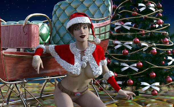 sexy3d.net - celine christmas 2.png