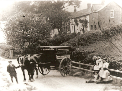Nannerch Mill 1910