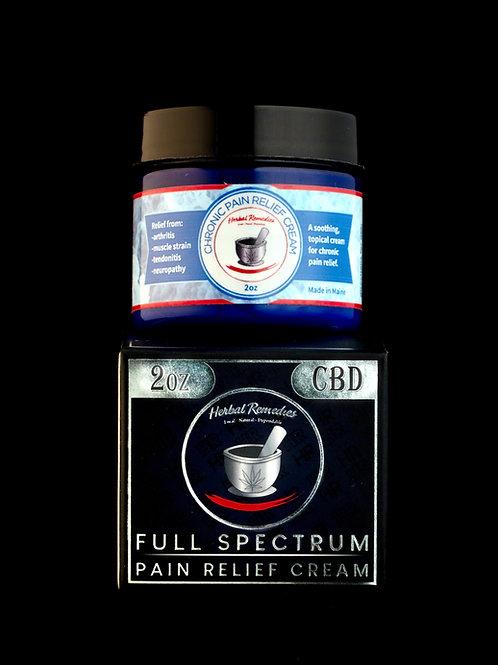 Full Spectrum Pain Relief Cream