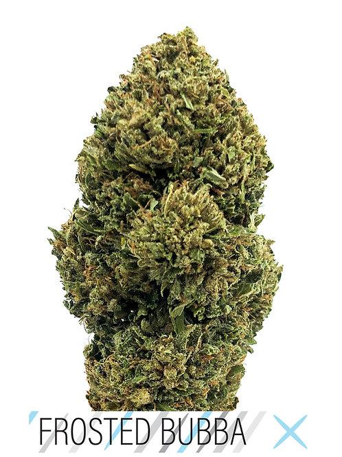 Frosted Bubba Kush CBD Flower- 22.5% CBD