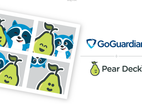 Pear Deck & GoGuardian are Teaming Up to Transform Digital Learning