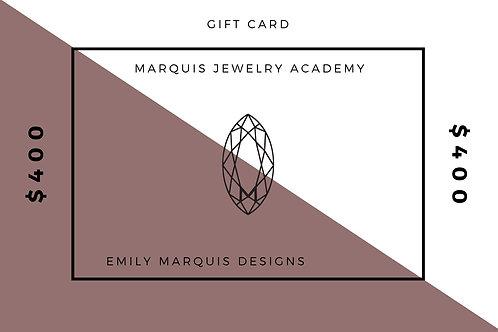 $525 Gift Credit (Beginners 8 Week Lesson)