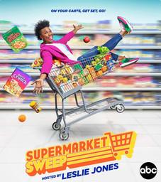 Supermarket Sweep Season 2 Art Direction  Leslie Jones