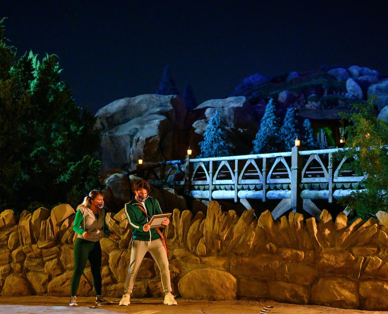 Disney Holiday Magic Quest3yu1