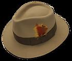 Sombrero Porteño de Fieltro impermeable