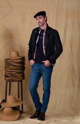 Gorra Vento Lana - Camisa Lamarque - Remera Bariloche - Campera Jonathan - Jean Posadas Clásico