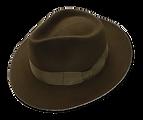 Sombrero de fieltro impermeable