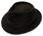 Sombrero clásico de pelo impermeable