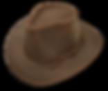 Sombrero Australiano Cuero Engrasado impermeable