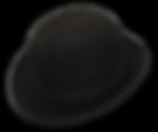 Bombin de fieltro impermeable