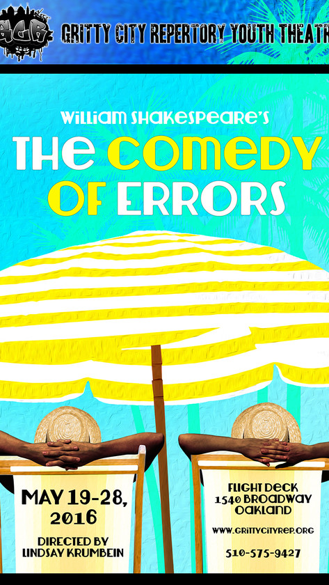 The Comedy of Errors 2016