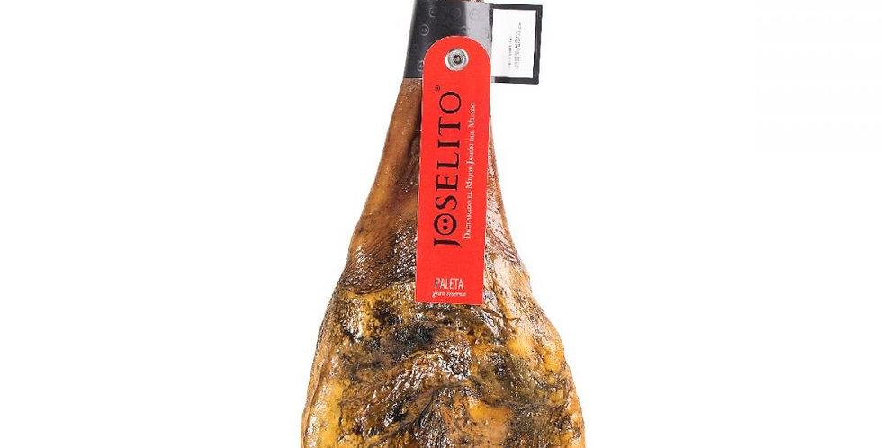 "Espatlla ibèrica de gla ""Joselito"" de 5 a 6 kilos"