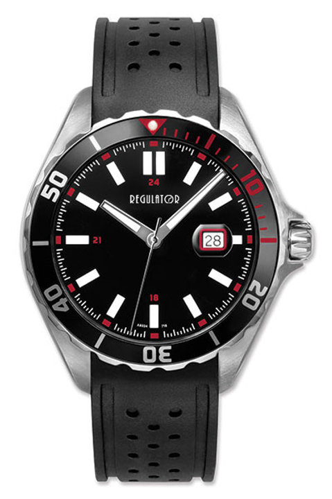SS Diver Watch 46.7MM
