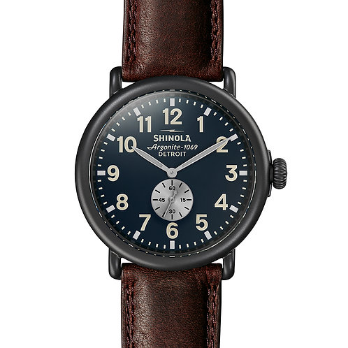 The Runwell 47mm in Grizzly