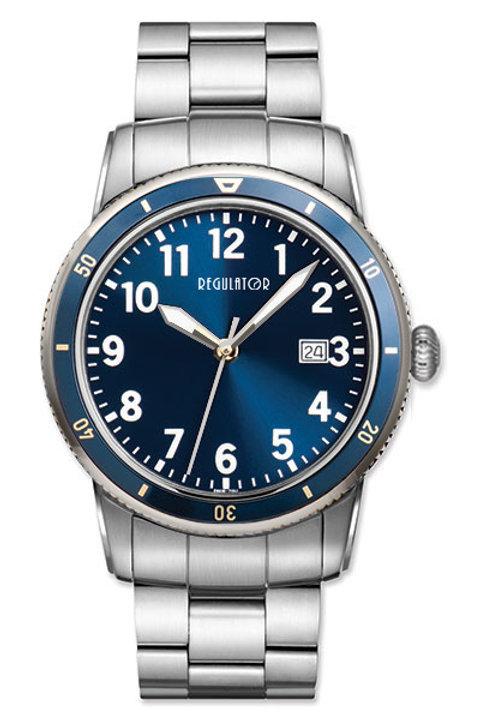 SST Diver Bezel Watch 44.3MM