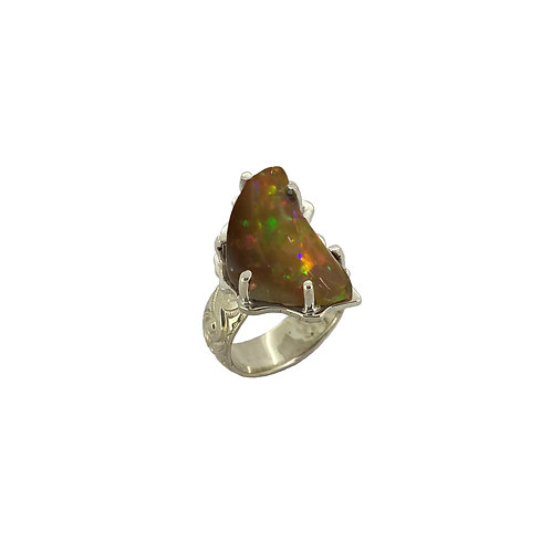 SS Ethiopian Opal Ring