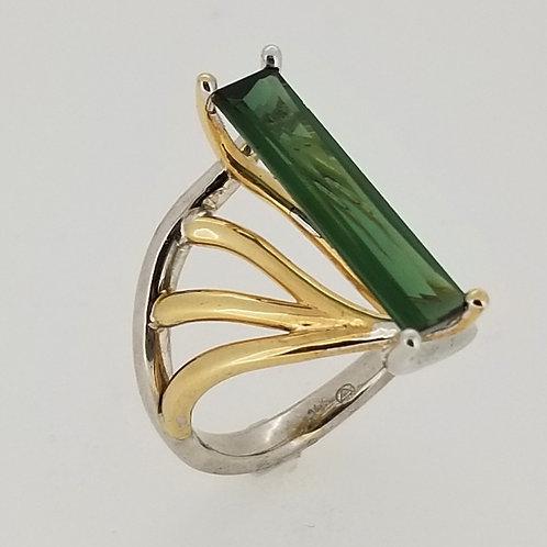 14K Award Winning DNA Ring