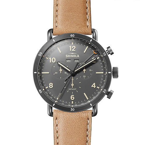 The Canfield Sport 45MM in Natural
