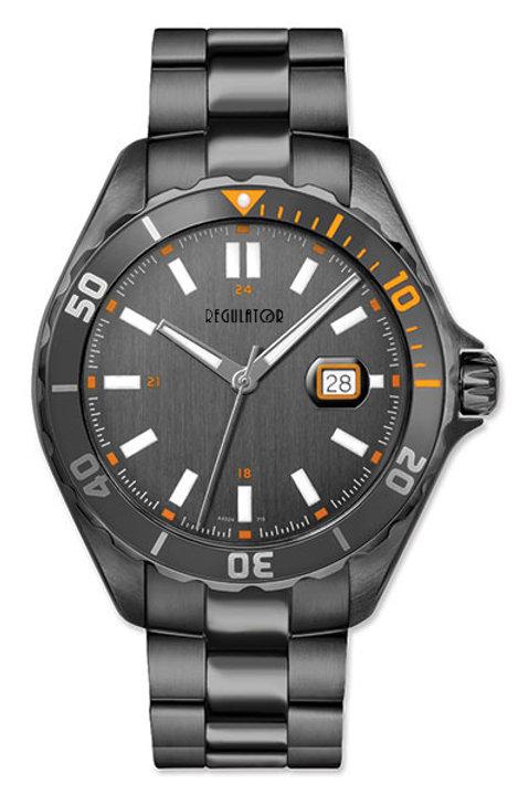 SST Diver Watch 46.7MM