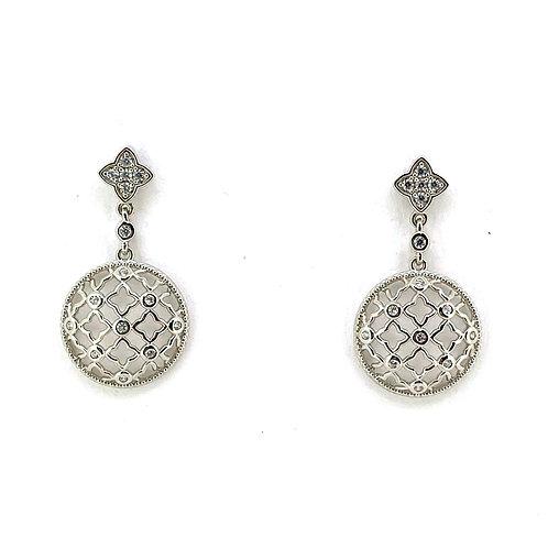 SS Petite Clover Earrings