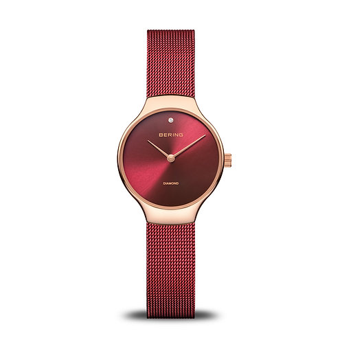 Limited Edition Cranberry Watch