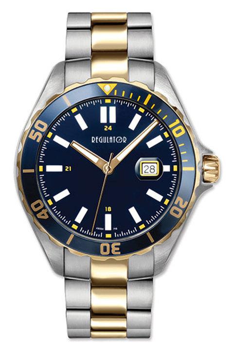 SST/GP Diver Watch 46.7MM