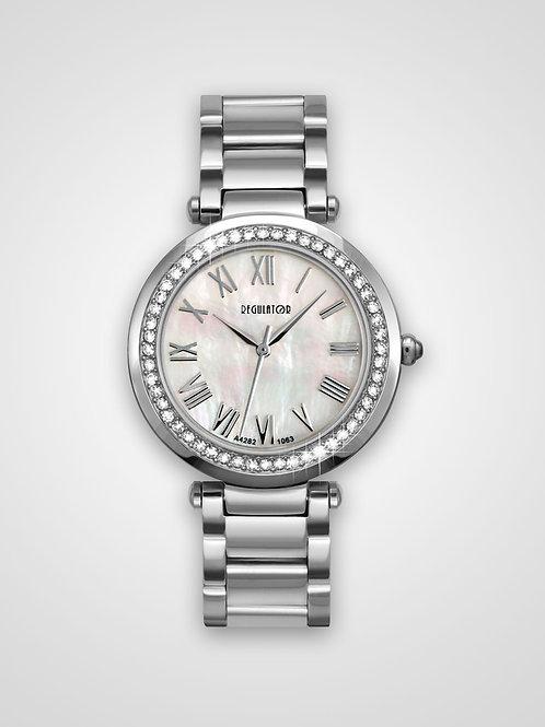 SST Crystal Bezel Watch 33MM
