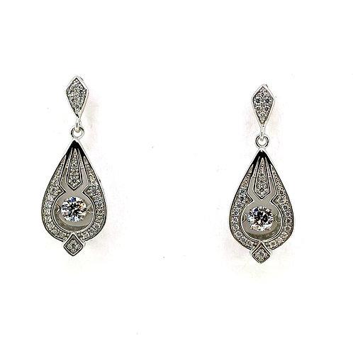 SS Vintage Inspired Earrings