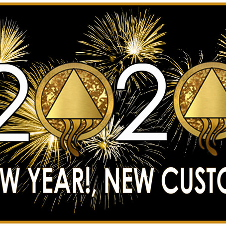 New Year, New Custom!