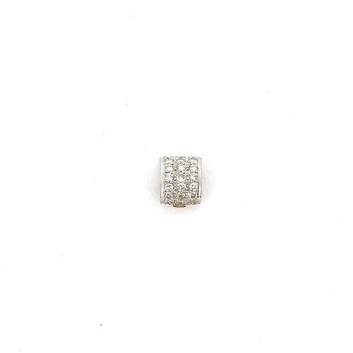 Estate 14KW Diamond Clip