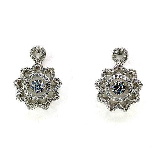 SS Flower Earrings